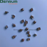Parentesi ortodontica dell'un pezzo solo MIM di alta qualità di fabbricazione di Denrum/parentesi ortodontica