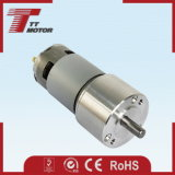 DC 24V geared miniums electric motor for medication delivery machine