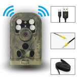 Im Freiensport für Tierüberwachung IP68 imprägniert 1280*720p Digital Jagd-Hinterkamera