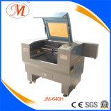 A máquina do laser Cutting&Engraving do CO2 misturou com a tabela feita sob encomenda (JM-640H)
