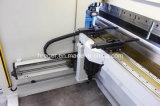 CNC/dobladora plegable de la máquina del freno de la prensa hidráulica del Nc, dobladora del metal de hoja