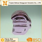 color 3D 4 que platea la batería guarra de la muestra euro de cerámica