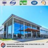Multi Fußboden-Stahlkonstruktion-Gebäude für Büro