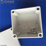 Rectángulo de ensambladura al aire libre del cable impermeable eléctrico plástico de la aduana 160*160*90 milímetro