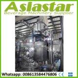 Máquina de engarrafamento Carbonated completa inteiramente automática da máquina da bebida