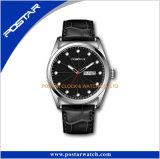 Marque de modèle de mode votre propre montre de logo avec la montre d'acier inoxydable