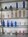 Alta bottiglia di vetro libera glassata (KHM004)