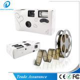 cámara no reutilizable rápida rápida de destello disponible barata de la película de 35m m (WDC-001)