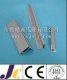 6063 alumínio anodizado prata, perfis de alumínio (JC-P-84043)