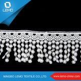 Тип ткани шнурка новой конструкции Lemo нигерийский шнурка граници шнурка материального