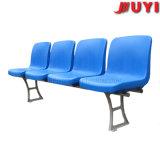BLM-2711 Escuela Estadio Parque infantil en los asientos deportivos de plástico HDPE Personalizar precio de fábrica Blow moldeados sillas de metal barato en el exterior
