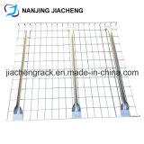Divers types de Decking de treillis métallique utilisé pour la crémaillère