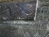 Panneaux en aluminium de nid d'abeilles enduits d'un préenduisage par vente chaude pour la décoration de station de train