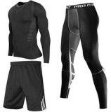 Sportswear apropriado Running do basquetebol ajustável da pele do deslize para o homem