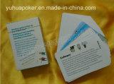 Parte superior da impressão de cor 30wire 2017 que vende os cartões de jogo Yh03 do plástico