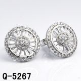 High quality Silver Jewelry Earrings Factory Wholesale