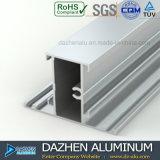 Profil en aluminium populaire du Ghana pour le produit de porte de guichet