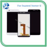 Huaweiの名誉6 LCDアセンブリのための元の新しく完全な電話LCD