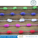 Le filé de fantaisie de tricotage 3/12nm d'écharpe tricotent à la main le filé mérinos