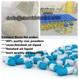 Pó esteróide Halotestin da pureza elevada com preço do competidor