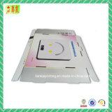 Hoja plegable el rectángulo de papel de Currogated para el embalaje