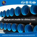 ISO標準の波形のPEの管