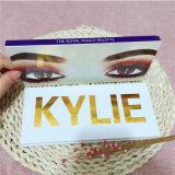 Kylie 2017 Jenner la gama de colores real del sombreador de ojos del color de la gama de colores 12 del melocotón