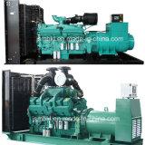 1000kw/1250kVA Cummins Engine 열려있는 유형 디젤 엔진 발전기