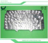 Carcaça de sopro de alumínio que faz à máquina componentes do CNC