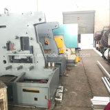 Тавро Jsl гидровлическое приводится в действие Ironworker машины