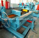 Auto máquina de estaca de corte hidráulica para a placa de aço