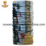 Bandana impreso aduana de Headwear de la venta directa de la fábrica