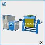 誘導の鋼鉄溶ける炉を傾ける中国の製造110kw IGBT