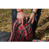 -18c/0f de pouco peso livram o saco de sono incluído saco da compressão