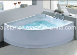 Jacuzzi de canto de 1500mm com Ce e RoHS (AT-0757)