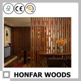 Cerca de madeira do divisor da mobília da decoração do estilo chinês