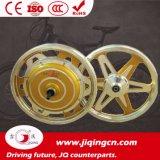 16 pouces Low&#160 ; La bicyclette électrique de bruit partie le moteur sans frottoir pour la bicyclette électrique