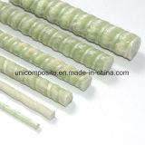 Glassfiber Versterkte Rebar van het Polymeer, Perfecte Vervanging van Rebar FRP van het Staal Rebar
