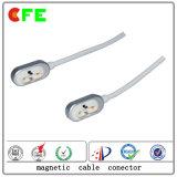 Kundenspezifischer 2pin magnetischer Pogo Pin-Verbinder für den Sprüher elektrisch