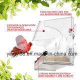 Nuovo alimentatore dell'uccello della finestra dei 2017 acrilici