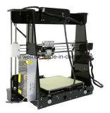 L'imprimante de l'appareil de bureau 3 D de Digitals Fdm de qualité pour l'école à la maison a employé