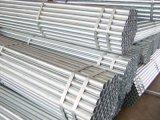 Tubo de acero redondo soldado de Pregalvanized S355j2 de la resistencia eléctrica