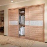 Vollständige Türen des Verkaufs-3, die Garderobe für Schlafzimmermöbel schieben