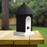 Birdhouse Shape Dog Repeller Anti-Ultrasonic Dog Bark Controller