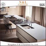 N & L armadio da cucina di legno del MDF della mobilia della casa dell'Anti-Umidità