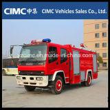Евро 4 пожарной машины Isuzu Fvr