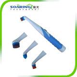 Pinceau de nettoyage Sonic Scrubber avec 4 brosses interchangeables