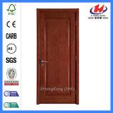 Composite Hollow / Solid Core Portes en bois Intérieur Modern Wood Veneer Door Designs
