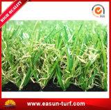 Decoração artificial barata do gramado do passo da grama e do grilo da grama