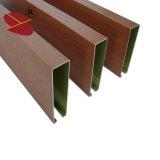Plafond en bois en aluminium de cloison des graines